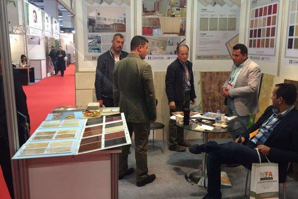 The Middle east BIG 5 Exhibition 2014