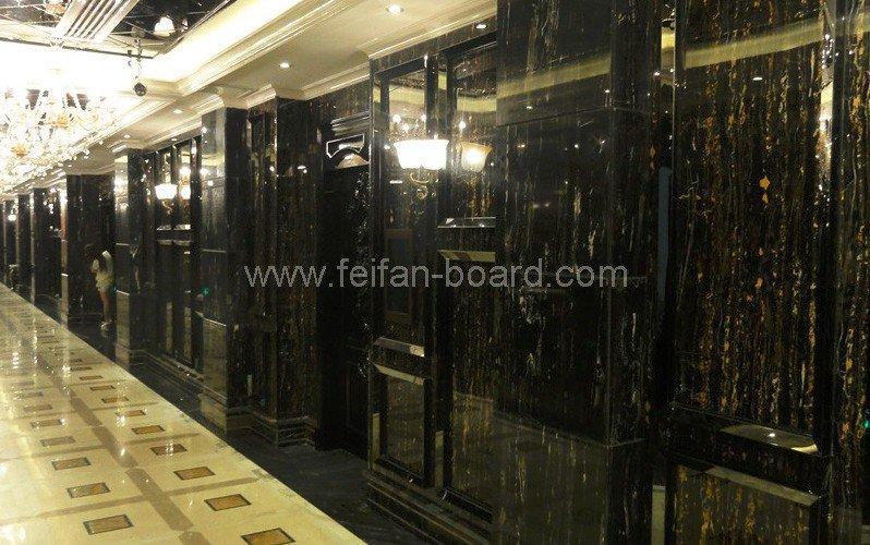 Project Hotel interior case